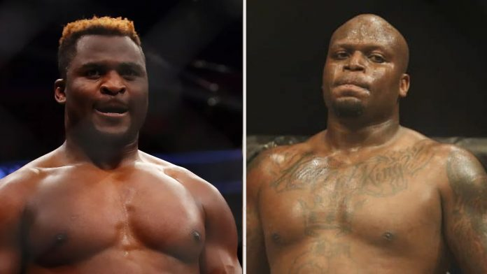 "Francis Ngannou claims he's got ""all advantages"" over Derrick Lewis"