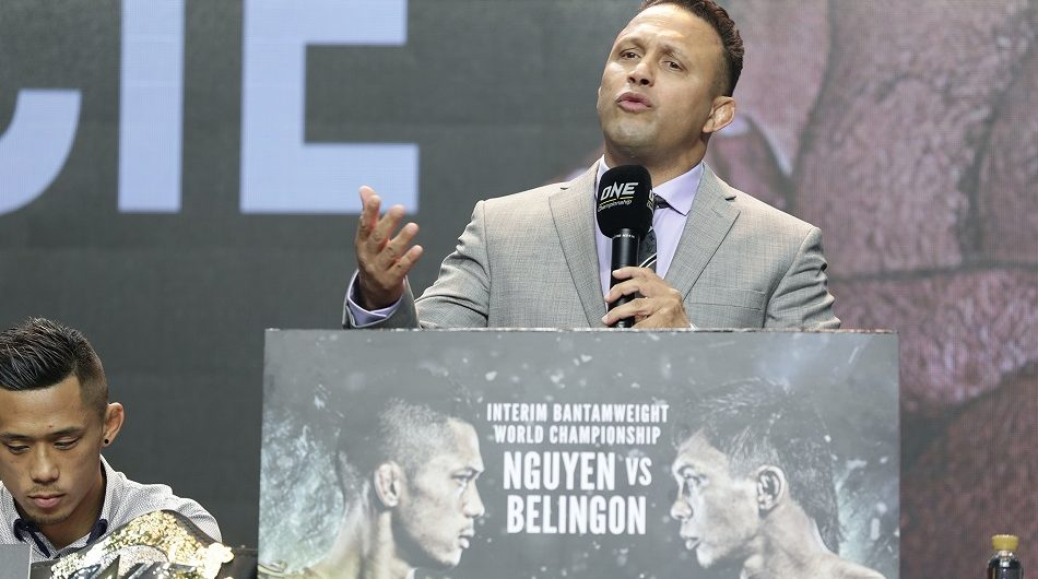 Renzo Gracie lauds ONE Championship: 'It will be No. 1 very soon'