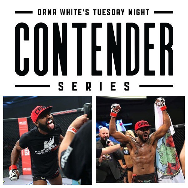 Jordan Griffin, Dana White's Tuesday Night Contender Series