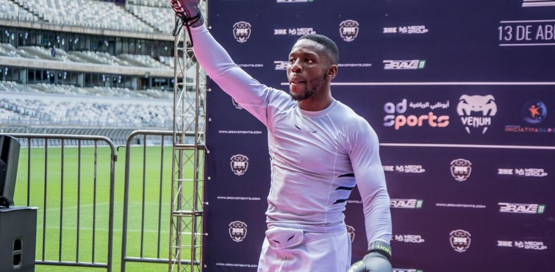 Frenchman Arnold Quero looks to become 'Brazilian Slayer' at Brave 14