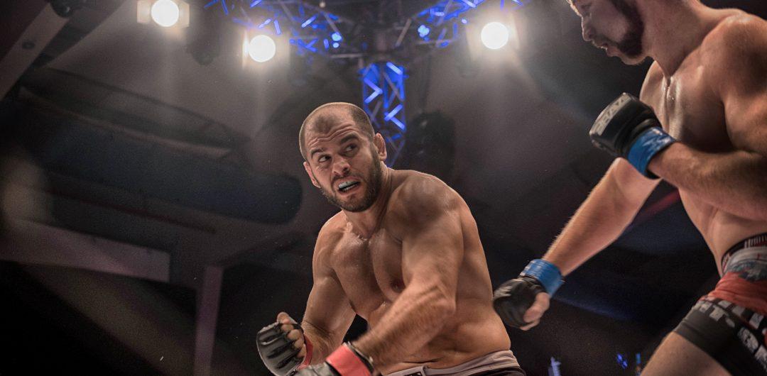 Tarek Suleiman fighting to bring title to Syria