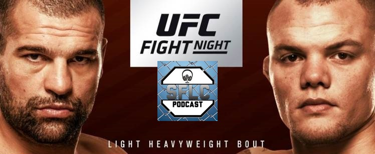 SFLC Podcast - UFC Hamburg, Bellator Welterweight Grand Prix, more