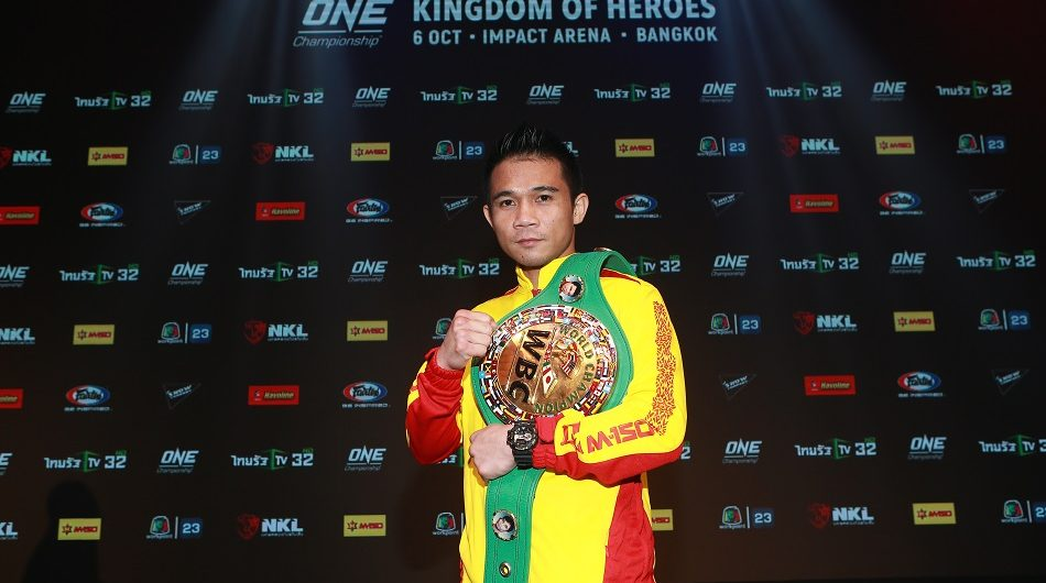 ONE Championship breathes new life into Asian boxing