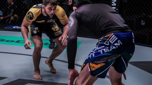 ONE Championship Event in Manila a Treat for Fans of Brazilian Jiu-Jitsu