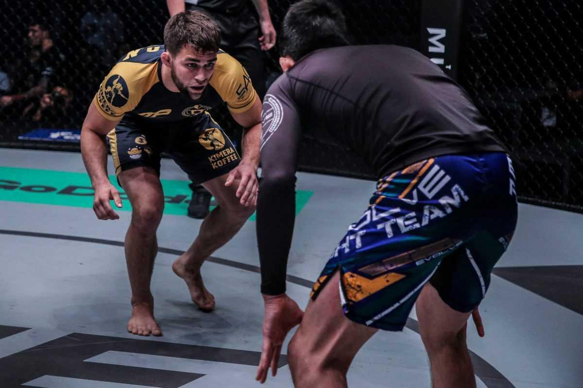 Brazilian Jiu-Jitsu, Garry Tonon