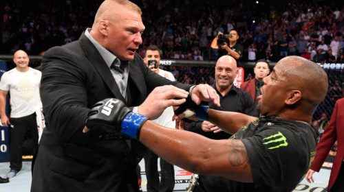 Controversy Continues Around Brock Lesnar and His Suspension