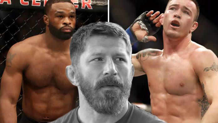 MIke Brown, Colby Covington, Tyron Woodley, American Top Team