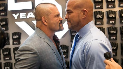 OPINION: Chuck Liddell's upcoming comeback and why it's not a good idea