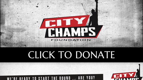 City Champs Foundation looks to improve children's lives