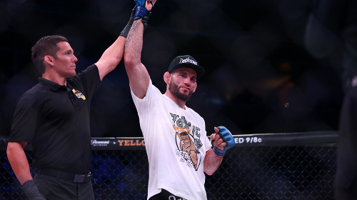 "Jon Fitch on Bellator Welterweight Tournament, Debut, Introducing Yellow Cards, ""Such Great Heights"" Documentary and More!"