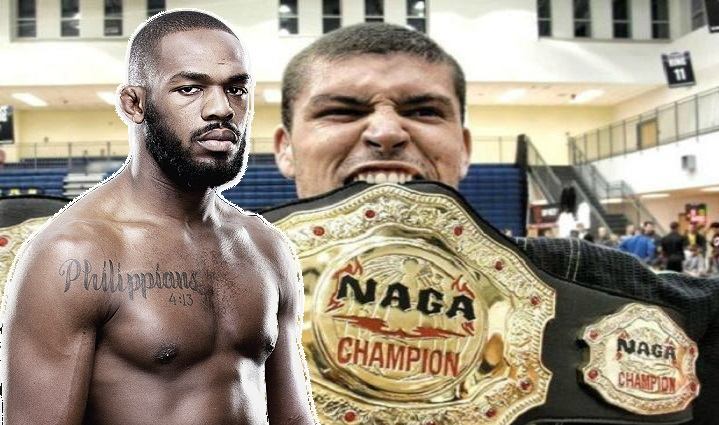 BJJ Black Belt Guybson Sa believes he can submit Jon Jones in Super Grappling Match