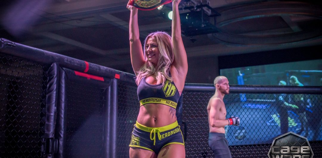 Cage Wars 37 Results: Davis, Zappone, Martinez Deliver in front of Sold-Out Crowd