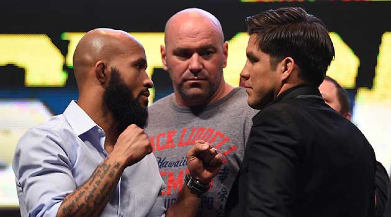 UFC 227 - Henry Cejudo vs Demetrious Johnson 2