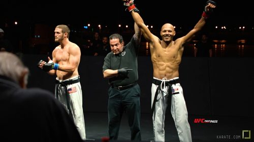 UFC Fight Pass adds Karate Combat ahead of Athens live stream event