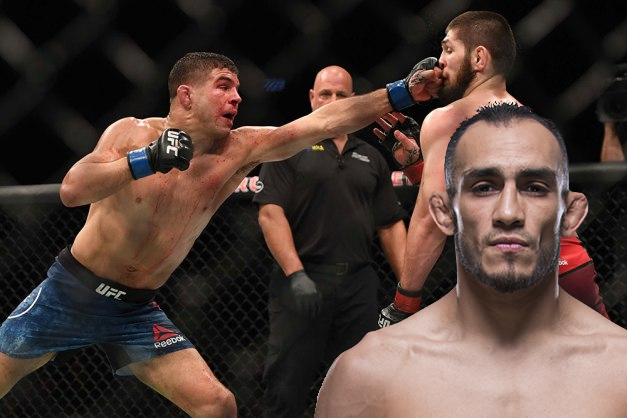 "Tony Ferguson on UFC 223 Main Event: ""Al Iaquinta exposed Khabib Nurmagomedov"""