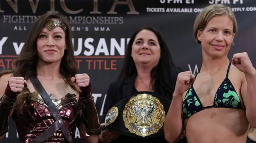 Invicta FC 30 weigh-in results, video – All fighters make weight