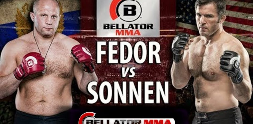 Fedor Emelianenko vs Chael Sonnen booked for Long Island