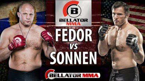 Fedor Emelianenko vs Chael Sonnen booked for Long Island