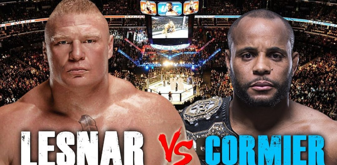 "Daniel Cormier: ""If I beat Brock Lesnar, I'm one of the greatest heavyweights of all time"""