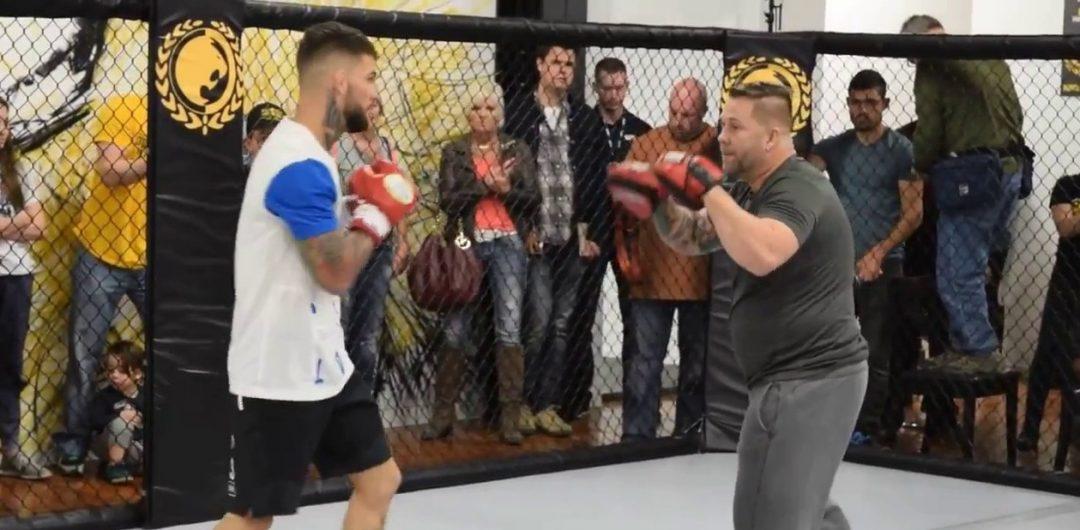 Garbrandt's boxing coach Robert Meese, Jose Torres on SFLC PodcaSt