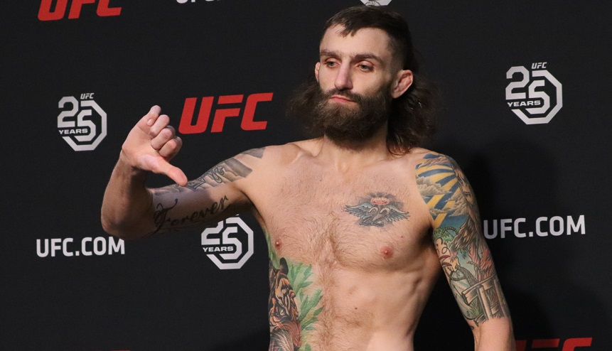 "Michael Chiesa on UFC 226 weight cut: "" I thought I was seriously gonna die"""