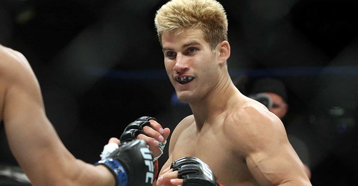 Sage Northcutt says his fighting future is at heavyweight