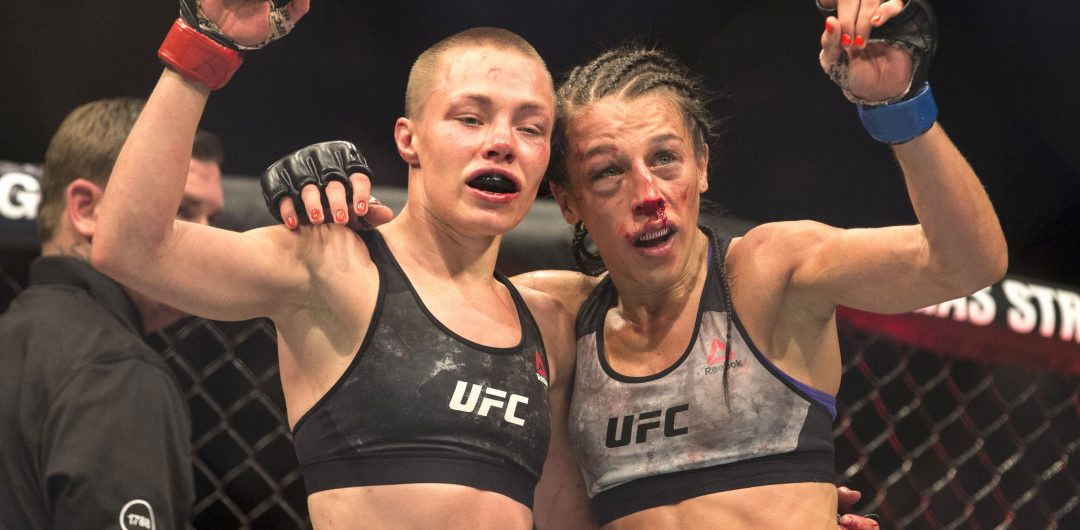 "Joanna Jedrzejczyk: ""I will never say Rose Namajunas is the best strawweight"""