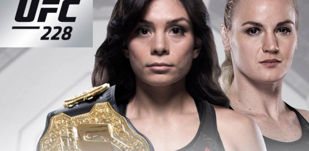 UFC 228: Something's missing
