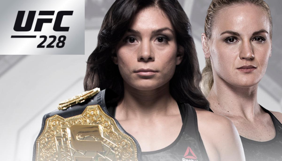 UFC 228, Nicco Montano