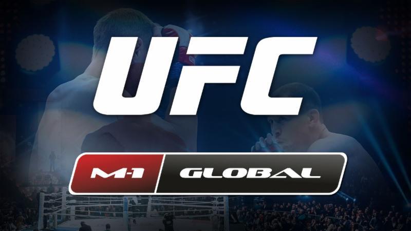 UFC Russia, M-1 Global