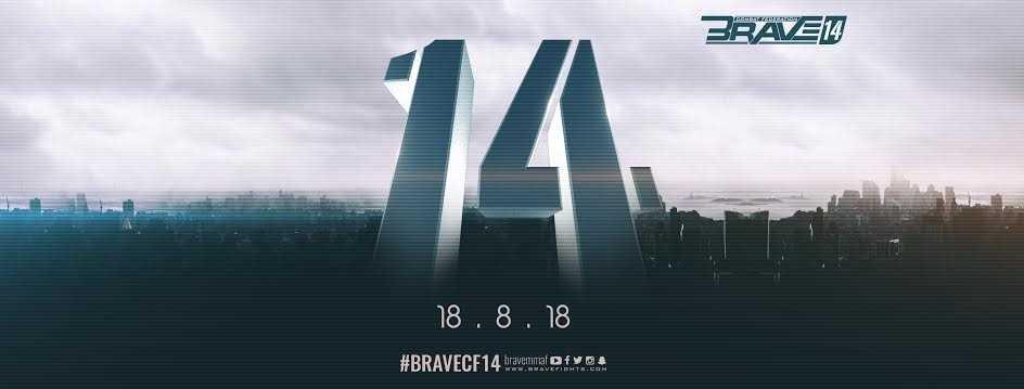 Brave Combat Federation, Brave 14
