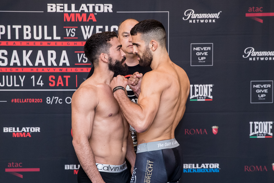 "Bellator 203 main event: Patricio ""Pitbull"" vs. Daniel Weichel"