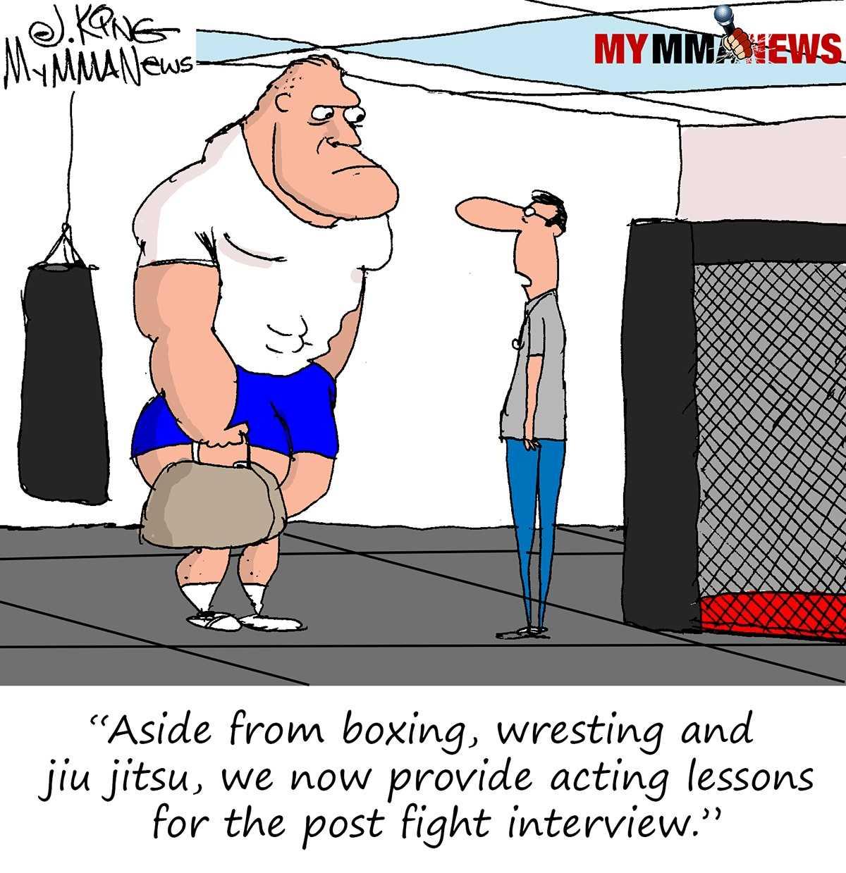 Brock Lesnar, Stipe Miocic, UFC 226