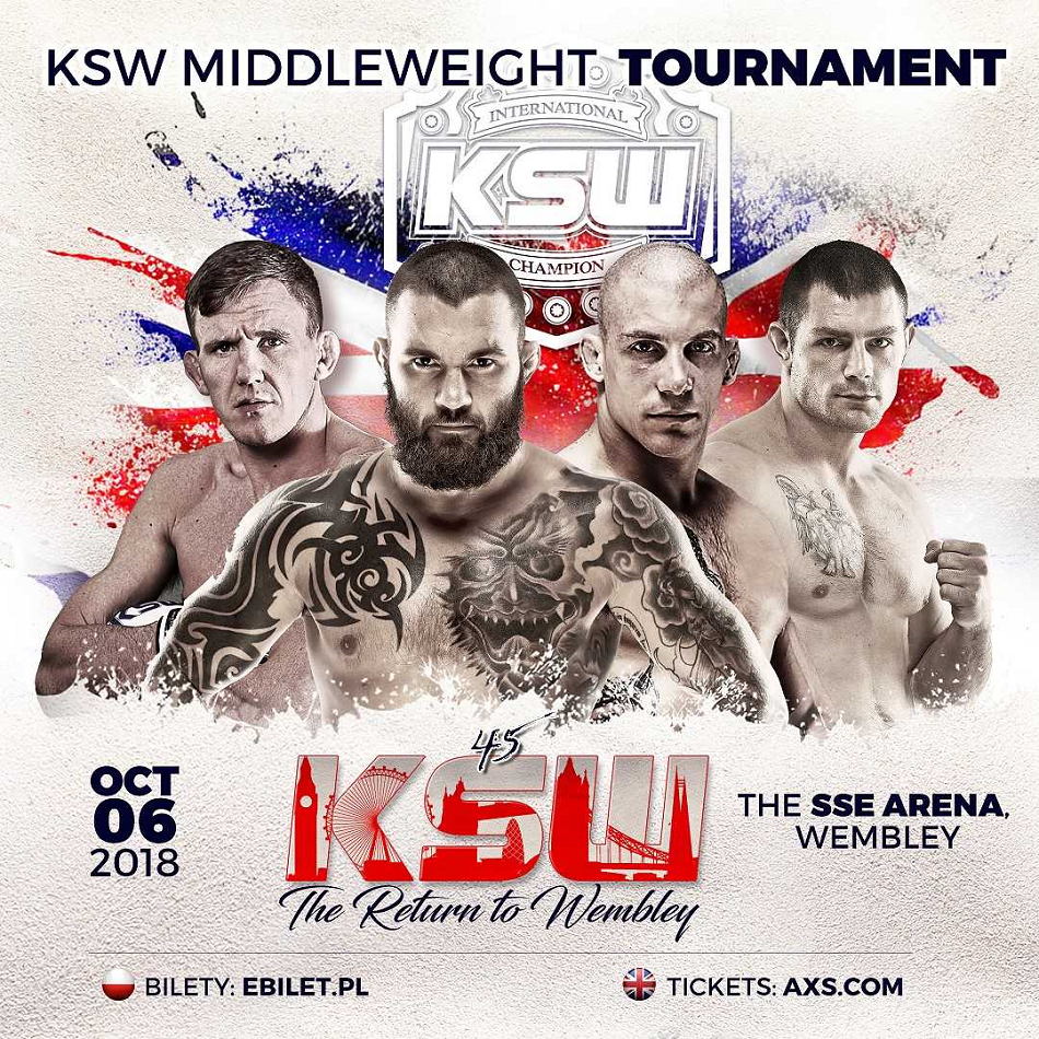 KSW middleweight tournament