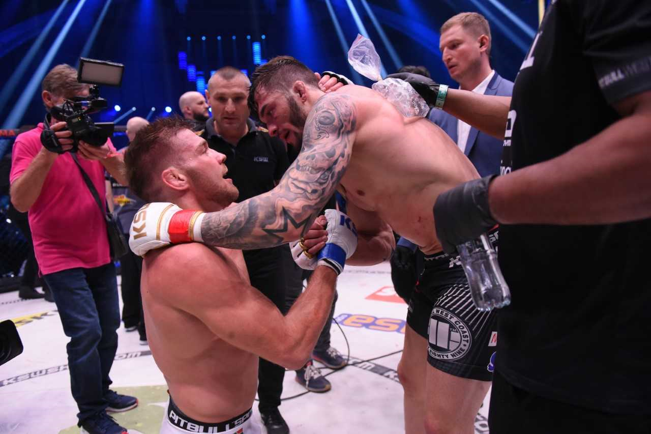 Dricus Du Plessis vs. Roberto Soldic II set for KSW London