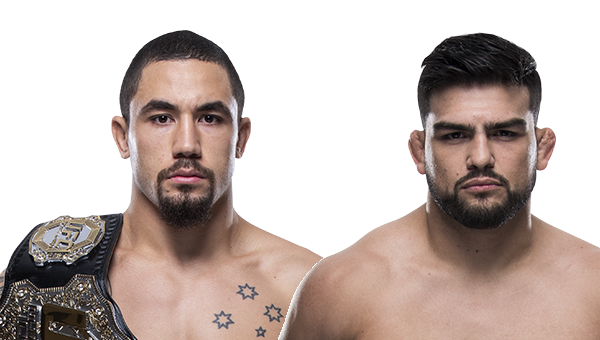 "Kelvin Gastelum: ""I'd give Robert Whittaker the most difficult time in the octagon"""