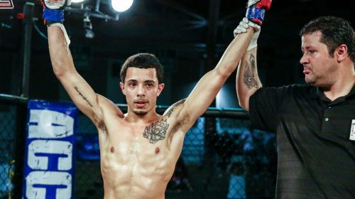 "Video: Christian ""Giant Killer"" Medina Signs with Bellator MMA for Long Island Fight Card"
