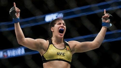 "Ketlen Vieira: ""Holly Holm is tougher than Amanda Nunes"""