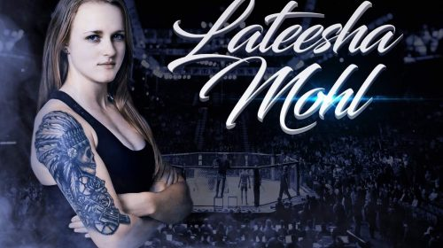 Lateesha Mohl Pre-Fight Interview Triton Fights 9 | CCMMA Podcast
