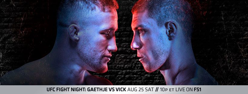 UFC Fight Night 135 results - UFC Lincoln - Gaethje vs. Vick