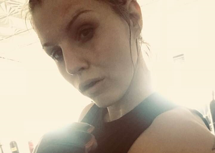 Britain Hart prepares for BKFC 2 battle with the 'Queen of Bare Knuckle'