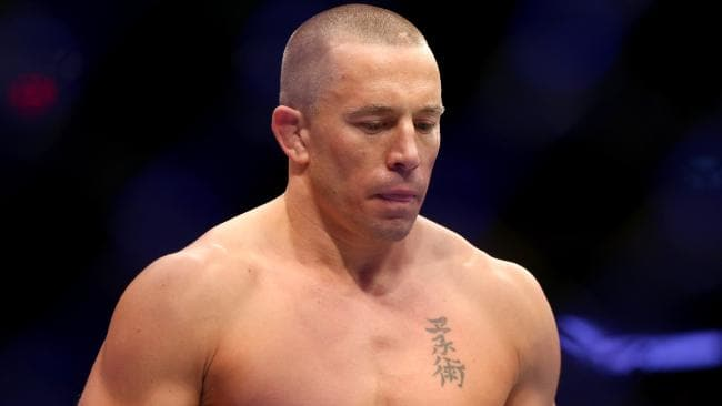 "Dana White:: ""Toronto makes sense for Georges St-Pierre's return"""