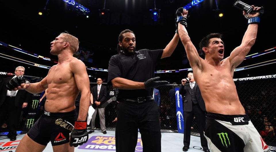 Dominick Cruz clamoring for rematch with bantamweight king TJ Dillashaw
