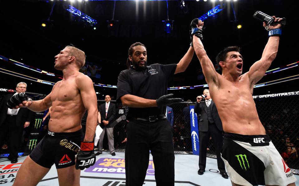 MMA, Dominick Cruz