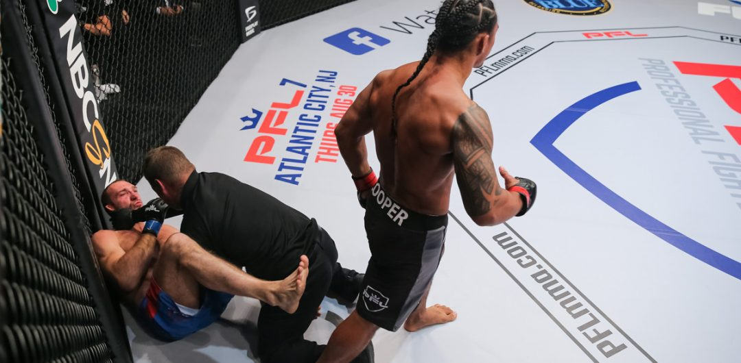 Ray Cooper III Believes The PFL is True to The Sport of MMA