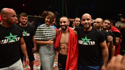 Brave 14 Results from Tangier, Morocco – Ottman Azaitar wins by KO