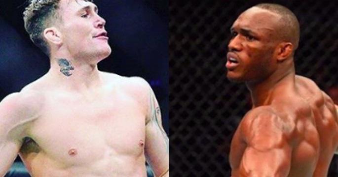 "Kamaru Usman on Darren Till: ""He reminds me of Anthony Johnson trying to make 170 pounds"""