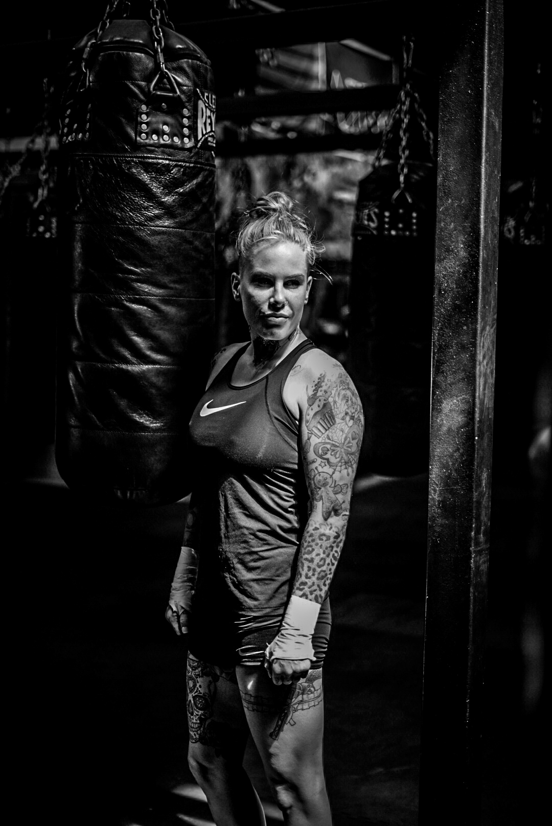 Bec Rawlings, Queen of Bare Knuckle