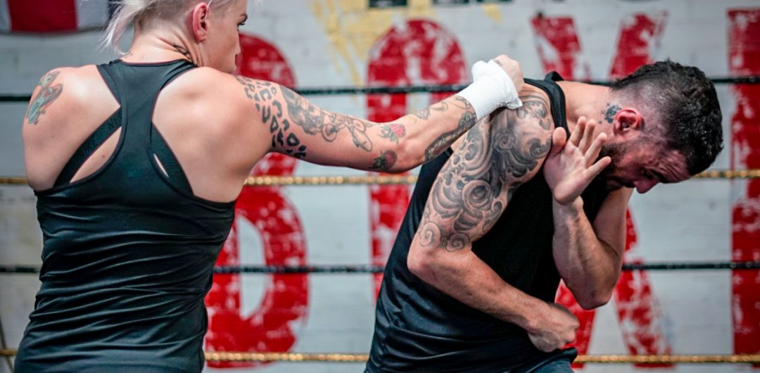 """Queen of Bare Knuckle, Bec Rawlings: """"Bare knuckle was meant for me"""""""