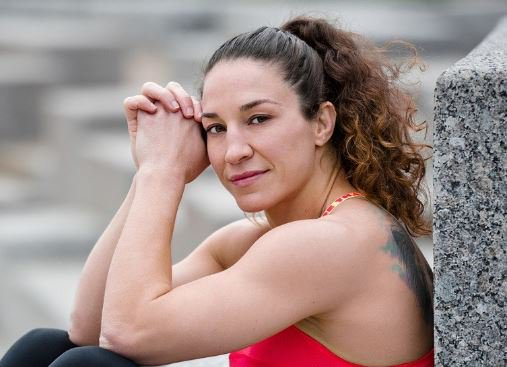 Sara McMann Q&A: Learning Patience, Being Drawn to Combat Sports and Skydiving